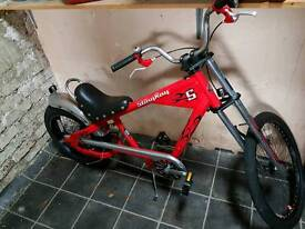 Push bike chopper