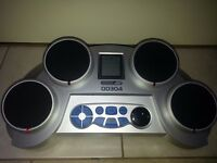 Electronic drums in very good condition! Nice for gift to child! Can deliver or post it! Thank you