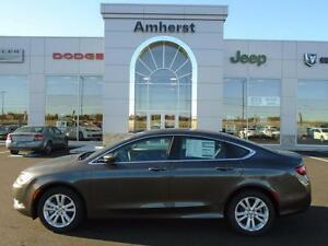 2016 Chrysler 200 LIMITED MSRP $32,815 NOW ONLY $22,975