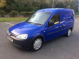 2007 Vauxhall combo 1.3 CDTi ✅ 12 months mot ✅ beautiful van . ✅ security locks