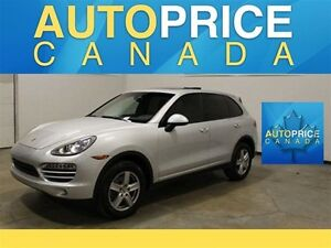 2011 Porsche Cayenne PANORAMIC ROOF|LEATHER|XENON