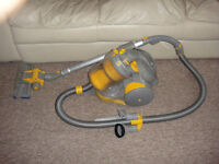 Dyson Pull-Along/Cylinder DC05 Fully Serviced For All Floors!!