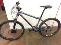 DMR jump frame mountian bike. 16 inch. Decore parts