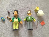 Simpsons figures