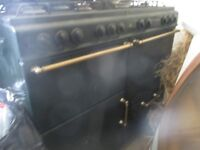Double Free Standing Gas Cooker