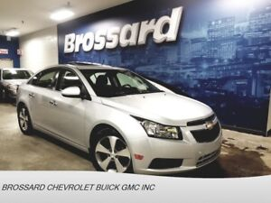 2011 CHEVROLET CRUZE LTZ TURBO 4DR SDN LTZ TURBO