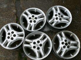 Range Rover P38 18'' Wheels