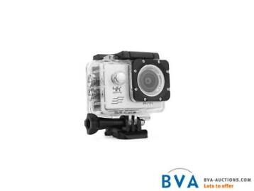 Online Veiling: Action camera wifi HD waterdicht zilver|3957