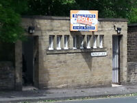 Detached, stone built business premises to rent in Morley Lane ,Milnsbridge, Huddersfield