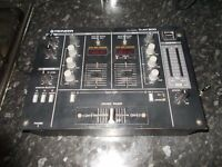 PIONEER DJM-300 MIXER SUPERB CONDITION/uk delivery available