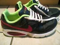 Nike air max size 5.5 trainers