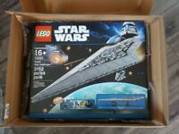 Lego Star Wars 10221 Super Star Destroyer UCS. New