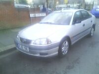 TOYOTA AVENSIS AUTOMATIC MOT JAN 2019 PX WELCOME