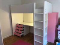 Ikea kids loft bed