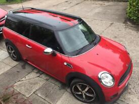 Mini Cooper clubman 1.6 TD superb