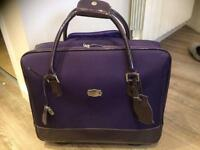 Jasper Conran wheeled laptop case