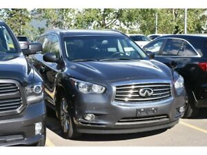 2014 Infiniti QX60 Premium Plus | Navigation | 20-inch Alloys