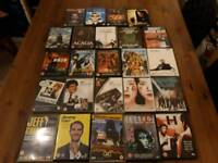 DVDs 78 in total used but all great condition
