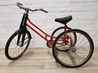 Vintage Trike (DELIVERY AVAILABLE)