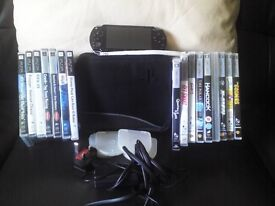 SONY PSP AND ACCESSORIES