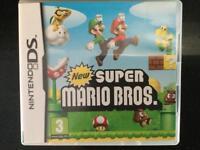 Nintendo DS new super Mario bros. Game