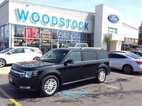 2014 Ford Flex SEL, AWD, CLOTH
