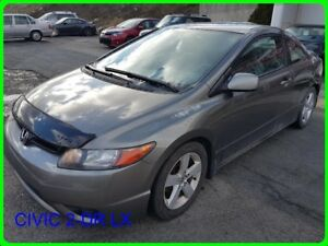 2006 Honda Civic 2-dr LX