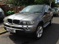 *price drop* BMW X5 2005 SUV 3.0l diesel 30mpg, fully loaded, plate not included in sale.