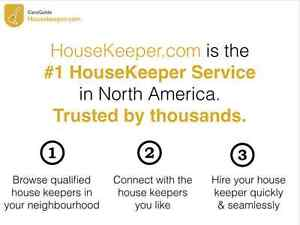 Housekeeping for 3 days a week - Housekeeper Wanted North Shore Greater Vancouver Area image 2