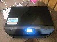 HP envy 4520 Printer, hardly used stilll almost full ink