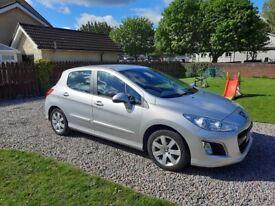 image for Peugeot, 308, Hatchback, 2013, Manual, 1560 (cc) diesel, 5 doors