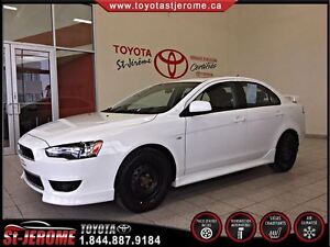 2014 Mitsubishi Lancer * AUTOMATIQUE * LIMITED * TOIT * MAGS * F