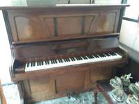 Pre-1900s Rachel's Pianola and approx. 80 Music Reels