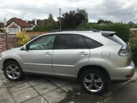 RX 400h service records,full service 21st september,new cam/belt fitted ,new exhaust,tracking m.o.t