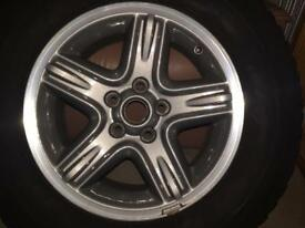 Jeep Cherokee wheel x1