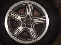 Jeep Cherokee wheel x1