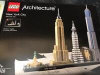 Lego Architecture New York