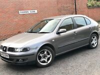 Seat Leon 1.9 TDI PD FULL LEATHER 1 year MOT Passat mk4 Golf Audi A4 a3 Octavia