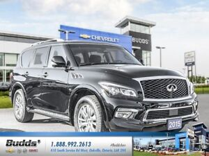 2015 Infiniti QX80 SAFETY AND RECONDITIONED