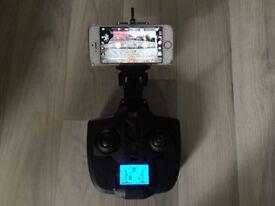 Drone wi-fi with HD camera + GPRS control