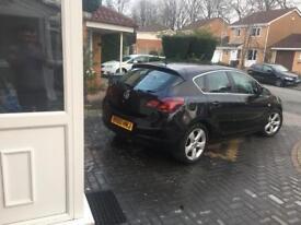 Vauxhall Astra j 1.7 SRI cdti 2010