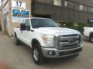 2012 Ford F-250 XLT Extended Cab Short Box 4X4 Gas