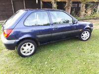 Ford Fiesta 1299cc - economical and reliable hatchback - perfect for first time owner