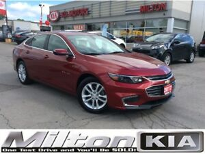 2017 Chevrolet Malibu LT | BACKUP CAMERA | POWER SEAT | BLUE TOO