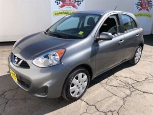 2016 Nissan Micra SV, Automatic, Cruise Control