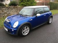 MINI Cooper S Manual 2004/54 For Sale
