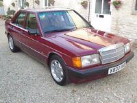 Mercedes 190E --- vgc
