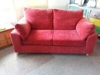 2 seater settee sofa