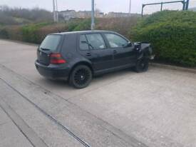 Vw golf gttdi pd 150 spares parts only