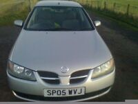 Nissan Almera 2005 MOT May 2017